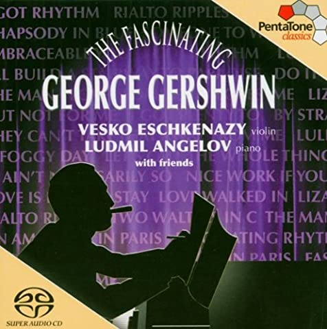The Fascinating George Gershwin [Hybrid SACD]