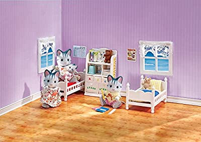 Calico Critters - Set de habitación infantil por International Playthings