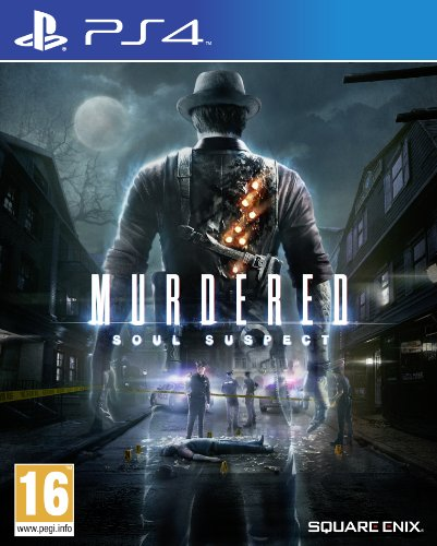 Murdered: Soul Suspect [Importación Inglesa]