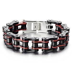 Große Top-Qualität Herren-Armband Fahrradkette