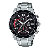 Casio Edifice Analog Black Dial Men's Watch-ED473 (EFR-557CDB-1AVUDF)