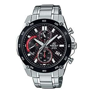 Casio Edifice Analog Black Dial Men's Watch - ED473 (EFR-557CDB-1AVUDF)
