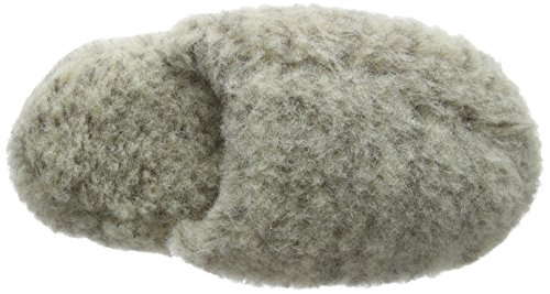 Woolsies Muffy, Chaussons mixte adulte Gris - Gris