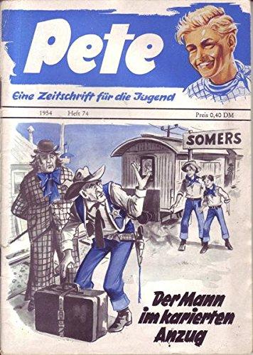 Pete Nr. 074 Der Mann im karierten Anzug
