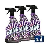 Cillit Bang Triplo Spray Manchas de Humedad y Moho 3 X 750 ml