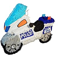 Pinata Polizei Motorrad
