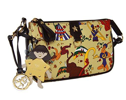 Noemi Borsa a spalla PIERO GUIDI Magic Circus Donna - 213E34088 Oro