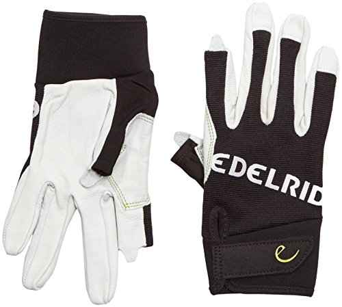 Edelrid Handschuhe Work Gloves closed Close, Snow (047) M