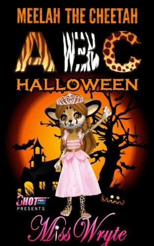 Meelah The Cheetah ABC Halloween