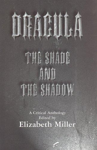 Dracula: The Shade and the Shadow (Desert Island Dracula Library Book 1) (English Edition)
