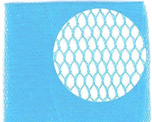Filet de Nail Art/pointe de nail art/Tulle de Nail Art : Bleu clair