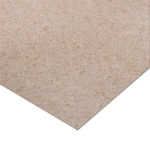 casa purau00ae CV Bodenbelag Celine | Beige | edle Steinoptik | Oberfläche strukturiert | Meterware (200x150cm)