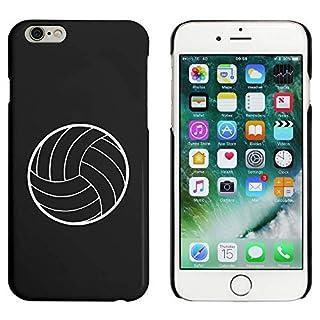 Azeeda Black 'Netball' Case / Cover for iPhone 6 & 6s (MC00179069)