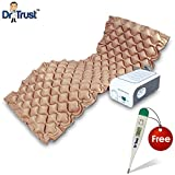 #8: Dr. Trust Air Mattress Anti Decubitus Air Pump & Bubble Mattress For Prevention of Bed Sores - SUITABLE FOR ALL HOSPITAL BEDS / HOME BEDS- 1 YEAR WARRANTY