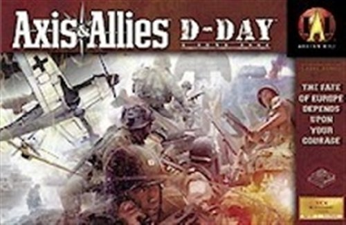 Avalon Hill / Wizards of the Coast 21761 - Axis & Allies D-Day