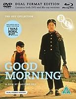 Good Morning / I Was Born But (2 Blu-Ray) [Edizione: Regno Unito] [Import italien]