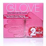 MakeUp Eraser The Original The Glove Guanto Struccante Rimuovi Trucco Make Up Rosa Fucsia 2 Guanti immagine