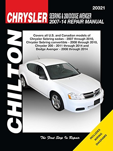 chrysler-sebring-200-dodge-avenger-automotive-repair-manual-2007-14-chilton-automotive
