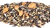 #3: Big Parrot Food 16 Types of Seed Mix for African Gray, Macaw,Cockatoo,Indian Parrot,and Other Big Birds(500 grms)