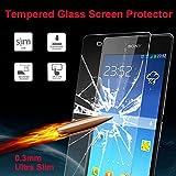 Evess Protector Pantalla Cristal Templado Sony Xperia Z3 Maxima Proteccion Premium