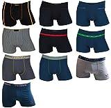 10er Pack Remixx Boxershorts Retroshorts Unterhosen Pants Gr. M 5 L 6 XL 7 2XL 8 (L / 6)