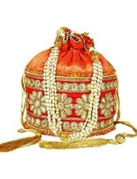 Silk Women s Clutches  Buy Silk Women s Clutches online at best ... 92763b07e5d47