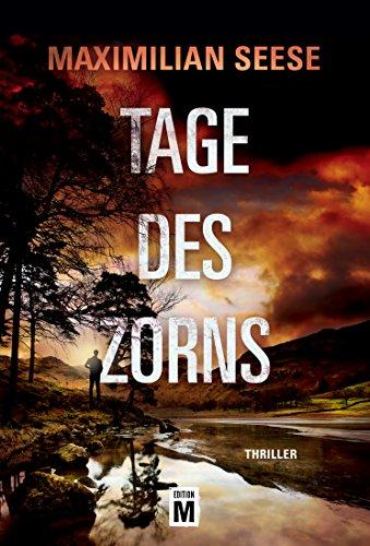 Buchseite und Rezensionen zu 'Tage des Zorns' von Maximilian Seese