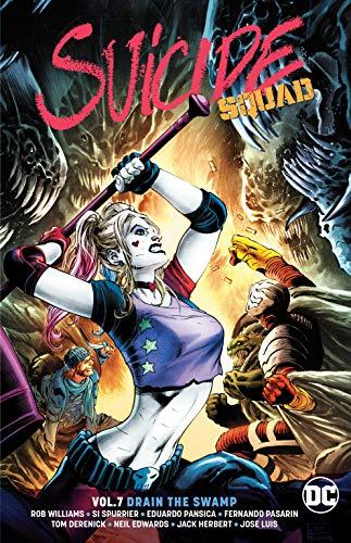 Suicide Squad Vol. 7: Drain the Swamp -