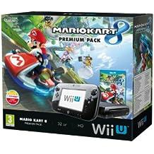 Nintendo Wii U - Premium Pack: Consola + Mario Kart 8