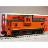 LIONEL BNSF EXTENDED VISION CABOOSE From Set 6-30211 O Gauge Train 6-26487