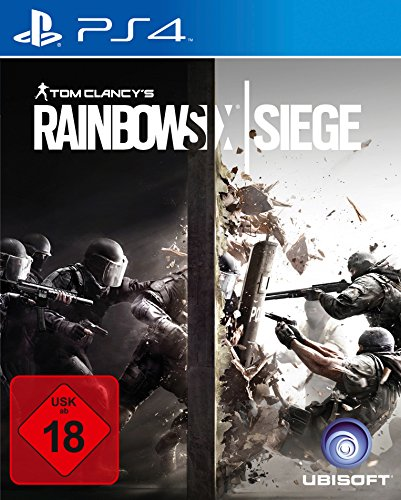 Tom Clancy's Rainbow Six Siege - [PlayStation 4]