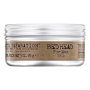 Tigi Bed Head Men Matte Separation Workable Wax, 1er Pack (1 x 85 g)