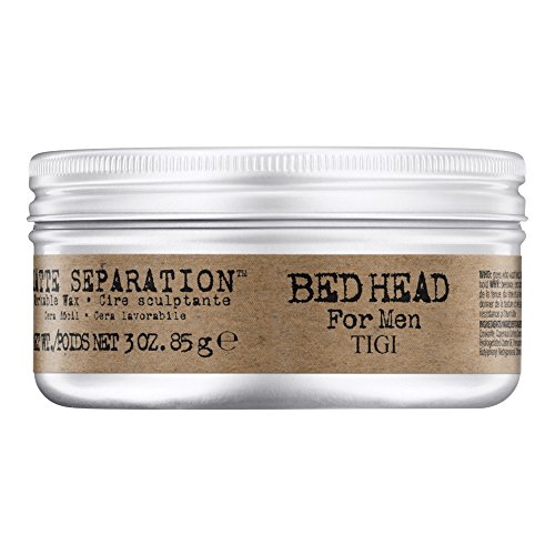 Tigi Bed Head Men Matte Separation Workable Wax, 1er Pack (1 x 85 g) Test