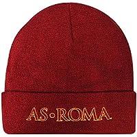 AS Roma Hut Original M/ütze Pompom Tag Einzige 16695.