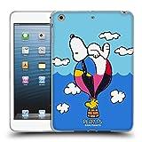 Head Case Designs Offizielle Peanuts Snoopy & Woodstock Ballon Halbzeiten Und Gelächter Soft Gel Hülle für iPad Mini 1 / Mini 2 / Mini 3