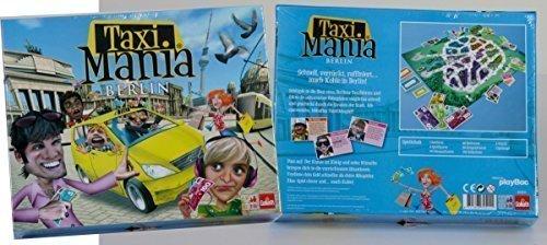 Taxi Mania Berlin - Witziges Brettspiel für die ganze Familie (Brettspiele Aktion)