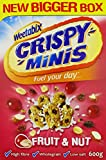 Weetabix Crispy Minis Fruit and Nut 600 g (Pack of 5)