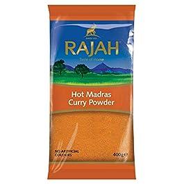 Rajah Hot Madras Curry Powder 400g