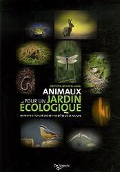 Les animaux pour un jardin écologique !