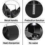 AutoDog - Stromloser Ventilator für Kamin Holzöfen