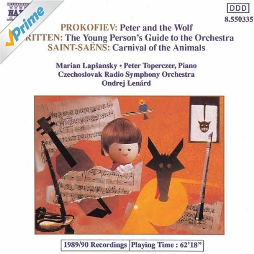 Carnival of the Animals: XI. Pianists