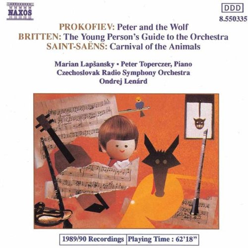 Peter and the Wolf, Op. 67: Pe...