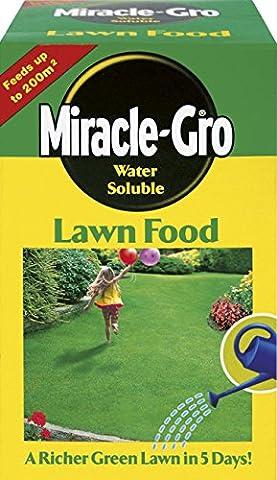 Miracle-Gro Wasserlösliche Lawn Food Feeds bis zu 200m2 - 1kg