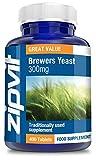 Brewers Yeast 300mg from Zipvit