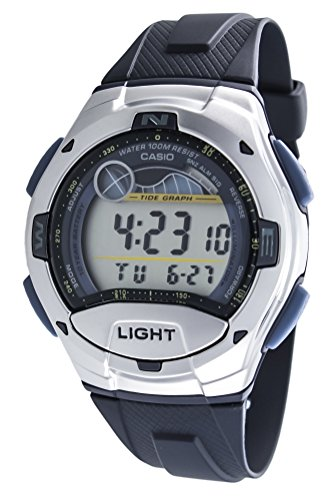 Casio Collection Men's Digital Watch with Resin Strap – W-753-2AVES Best Price and Cheapest