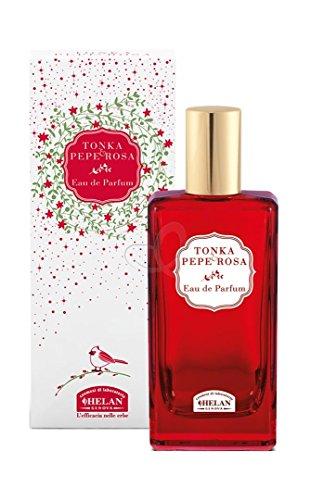 Eau de parfum Tonka e Pepe Rosa Helan - 50 ml
