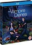 The Vampire Diaries - Season 3 (Blu-ray + UV Copy) [2012] [Region Free]