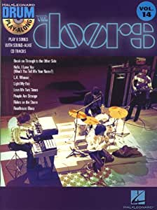 The Doors: Drum Play-Along Volume 14 (Book And CD). Partitions, CD pour Batterie