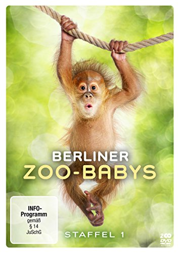 Berliner Zoo-Babys - Staffel 1 (2 DVDs)