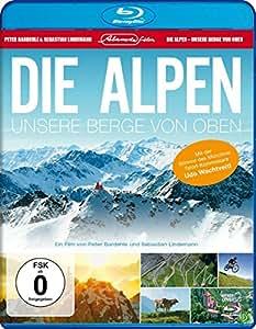 Die Alpen - Unsere Berge von oben [Blu-ray]